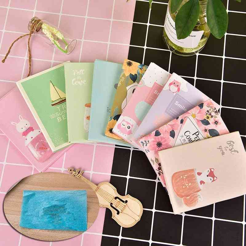 Oil Control Film, Makeup Facial Face Clean Oil Absorbing Blotting Papers