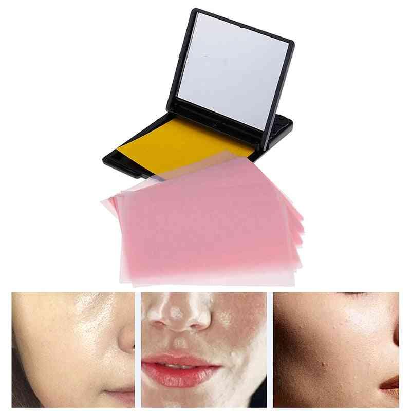 Oil Control Face Blotting Matting Tissue