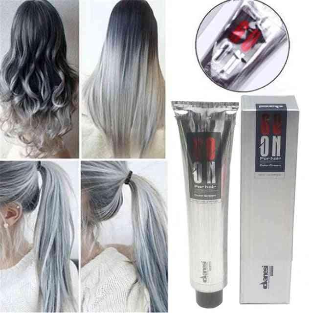 Natural Permanent Super Hair Dye Cream Wax