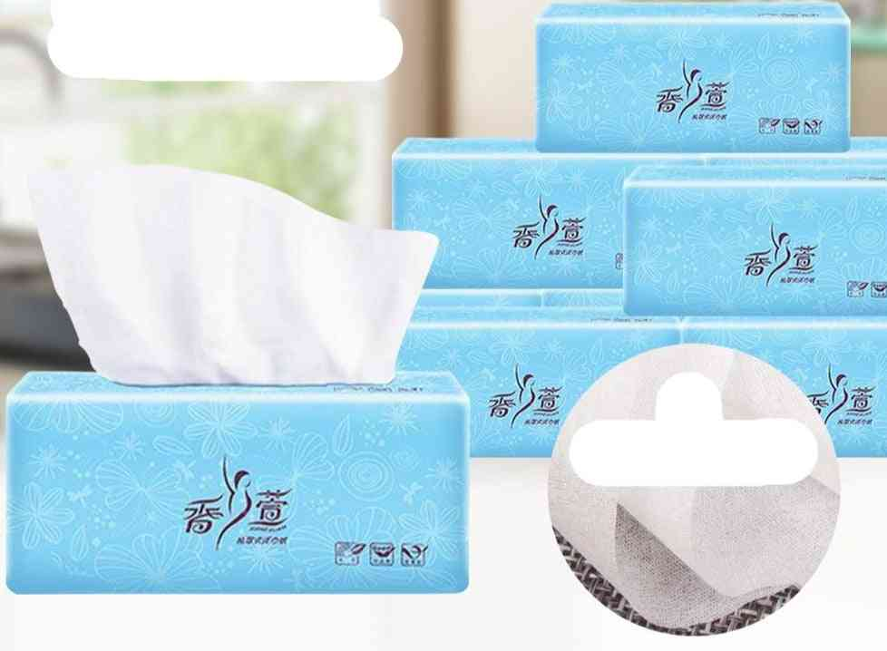 3-ply, Wood Soft Facial Tissue Paper