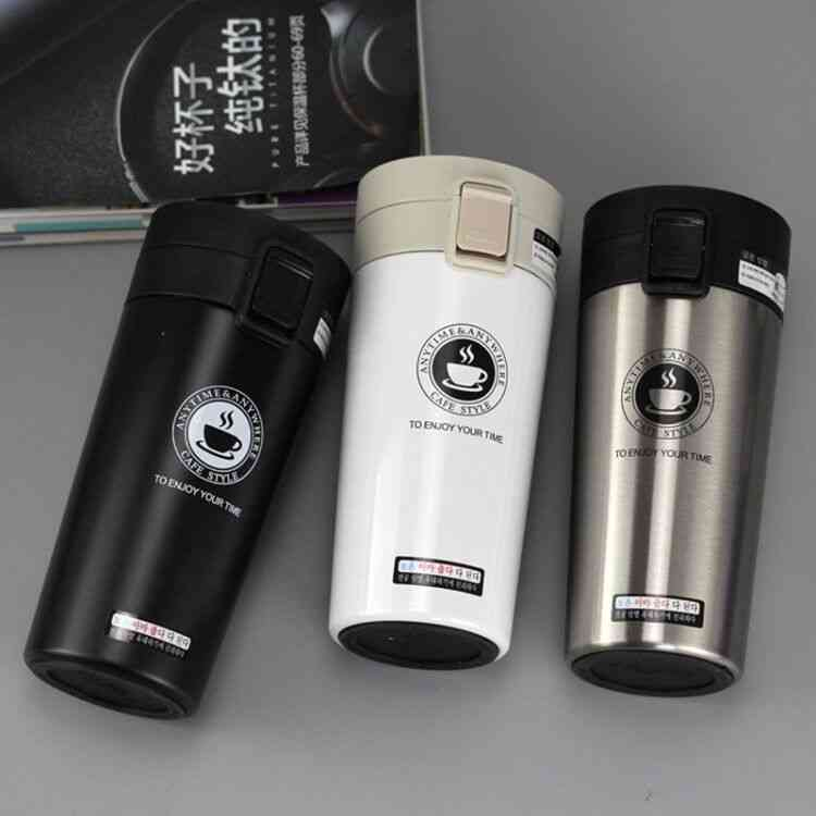 Stainless Steel Premium Travel Coffee Thermos Tumbler Cups