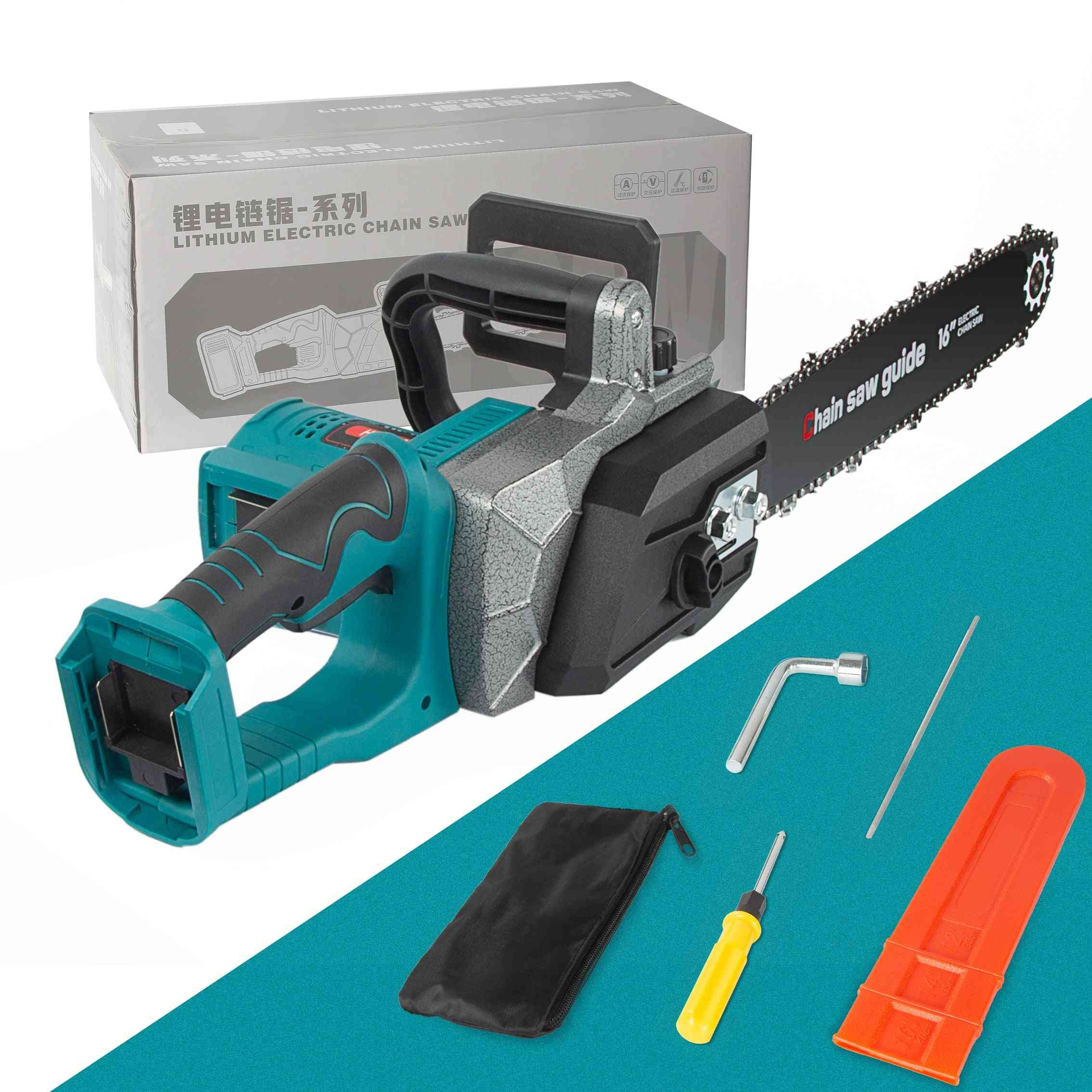 Electric Saw Chainsaw Wood Cutter