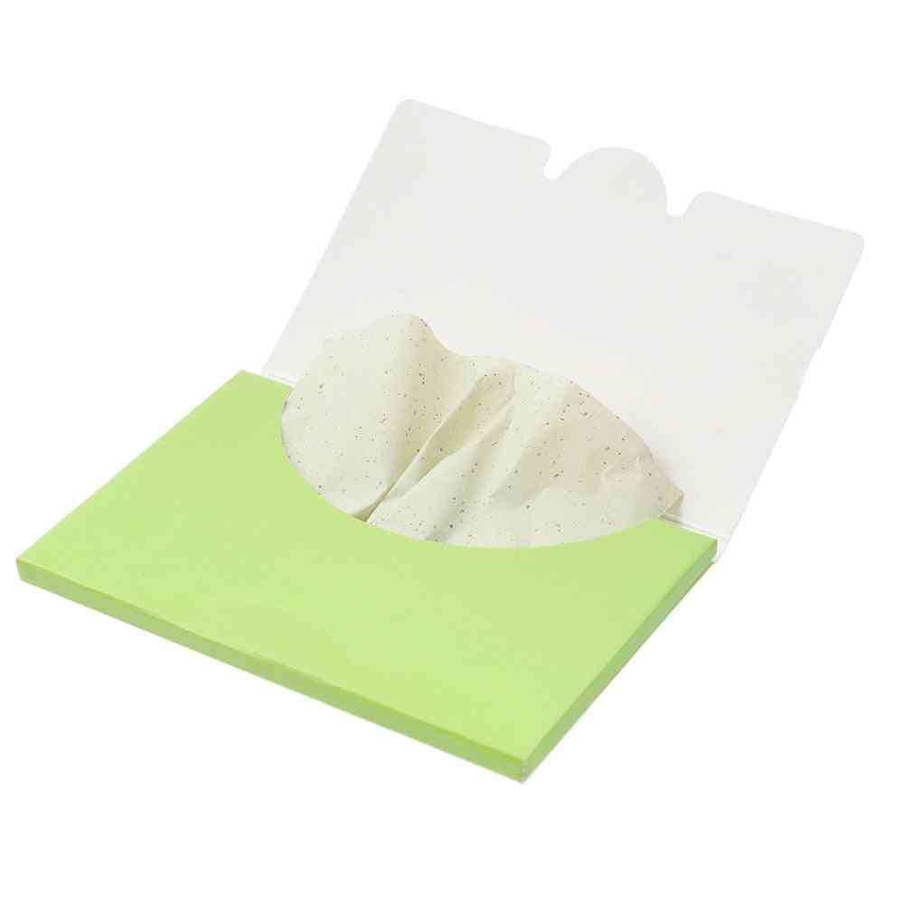 Tissue Papers, Makeup Cleansing Oil Absorbing Face Paper
