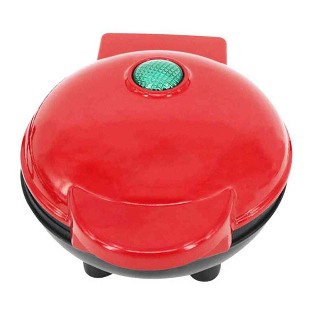 Mini Electric Waffles, Maker Bubble, Egg Cake Oven, Pan Pot Machine