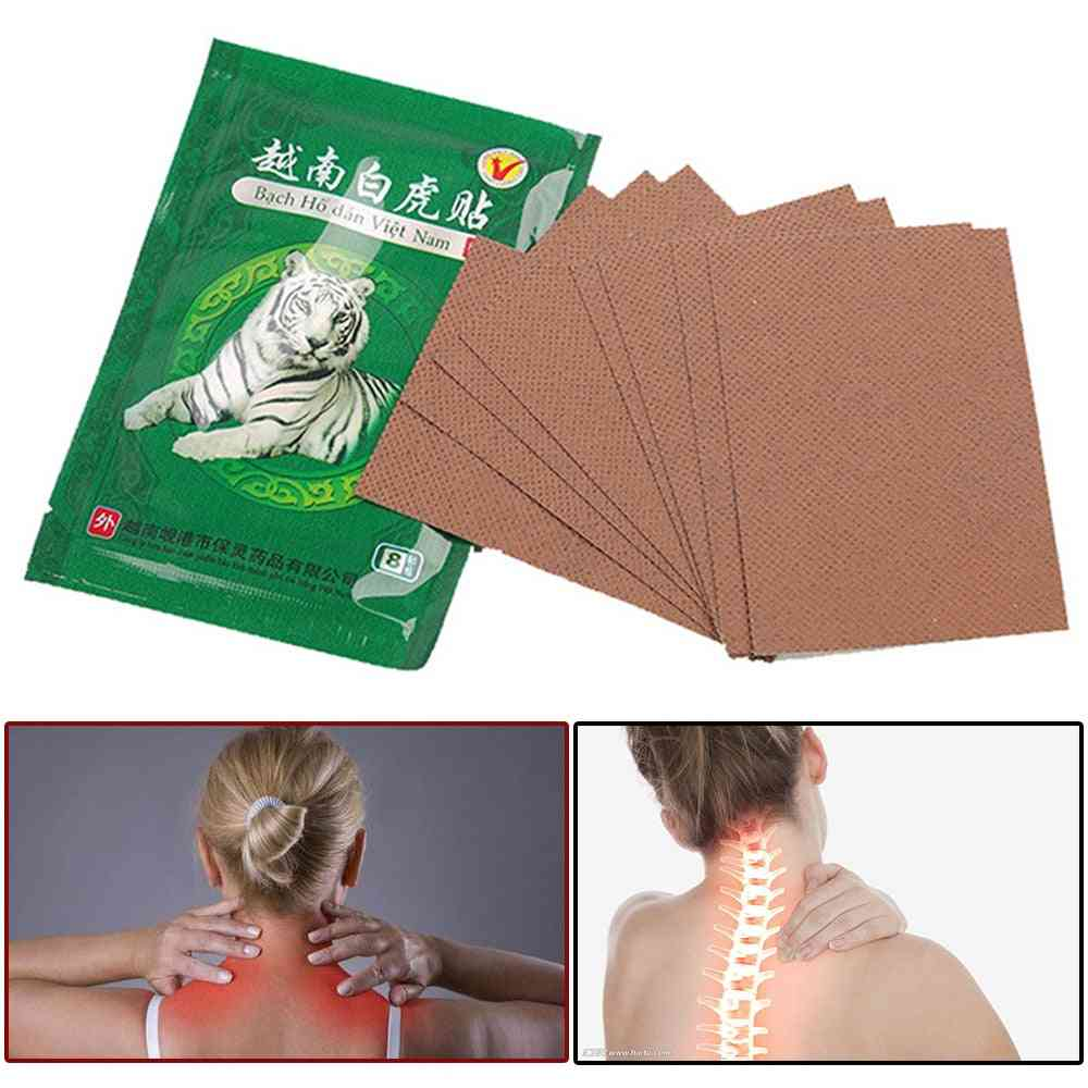 Medical Patch Drug Plasters For Joint Pain, Neck, Knee Relieving