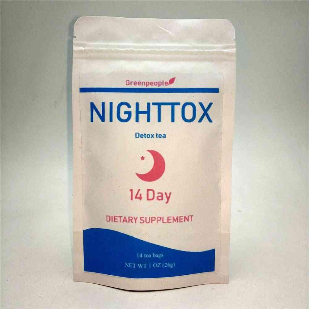 Green Skinny Bedtime Detox, Fat Burner, Tea Bag