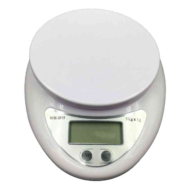 Portable- Digital Measuring Weight, Kitchen Led, Electronic Scales
