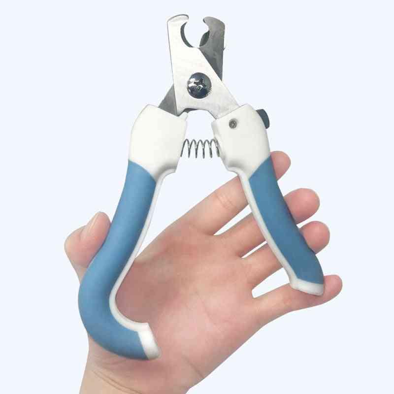 Professional Pet Cat & Dog Nail Clipper Cutter