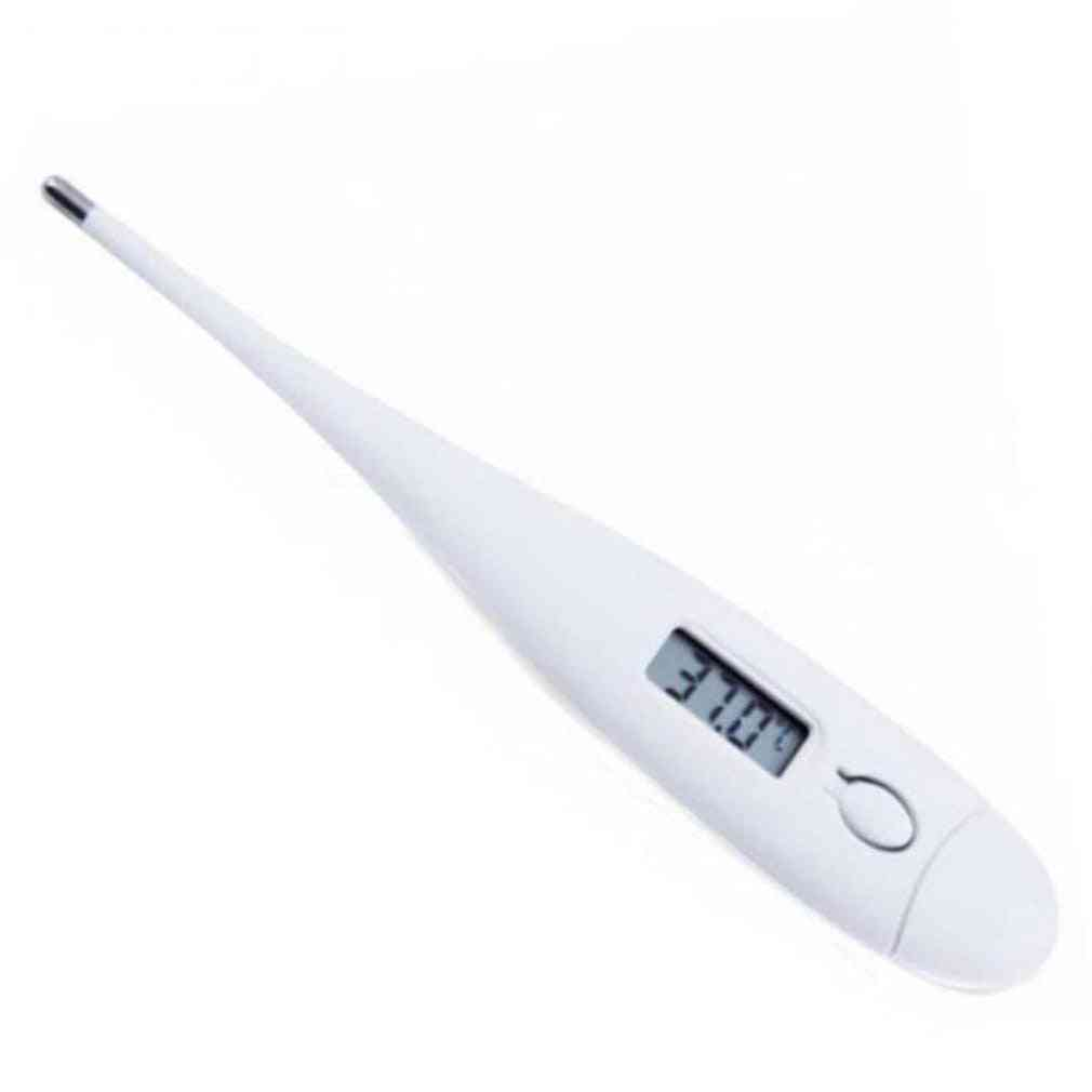 Electronic Digital, Medical Thermometer, Fast Reading And Accurate Rectal For Pet Baby