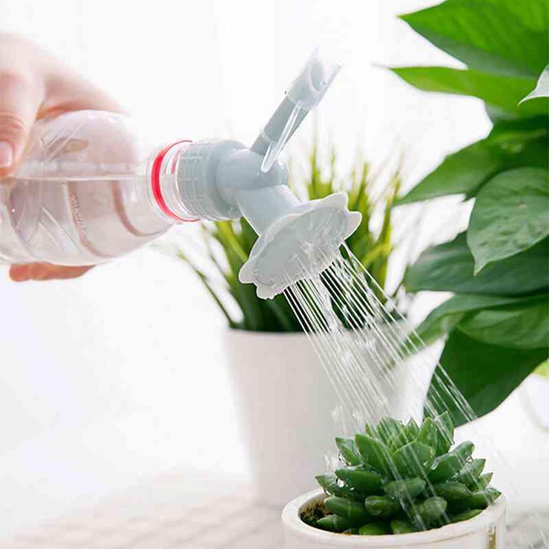Plastic Sprinkler Nozzle For Flower Waterers Bottle