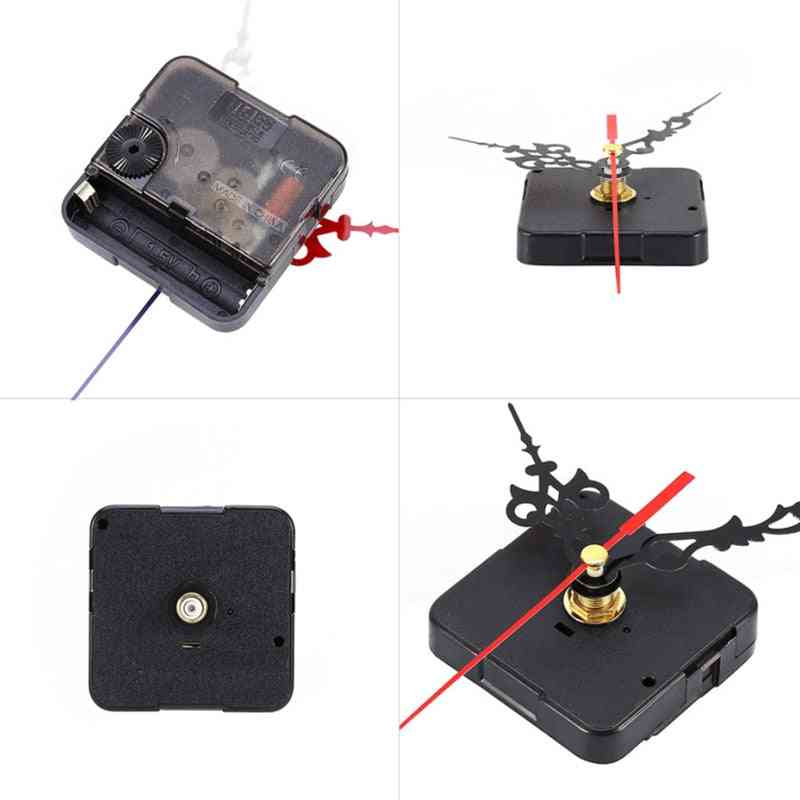 Wall Clock Movement Mechanism Parts Repair Replacement Essential Accessories