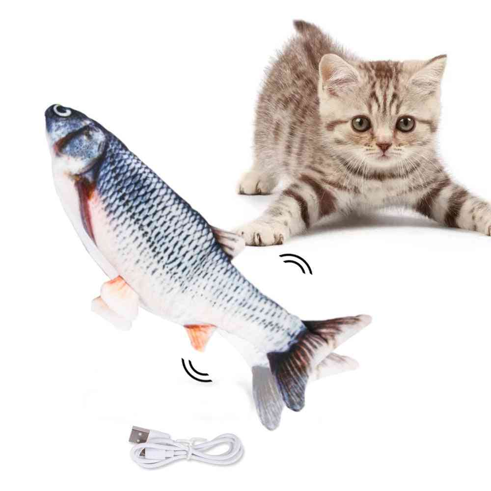Electric Fish Toy