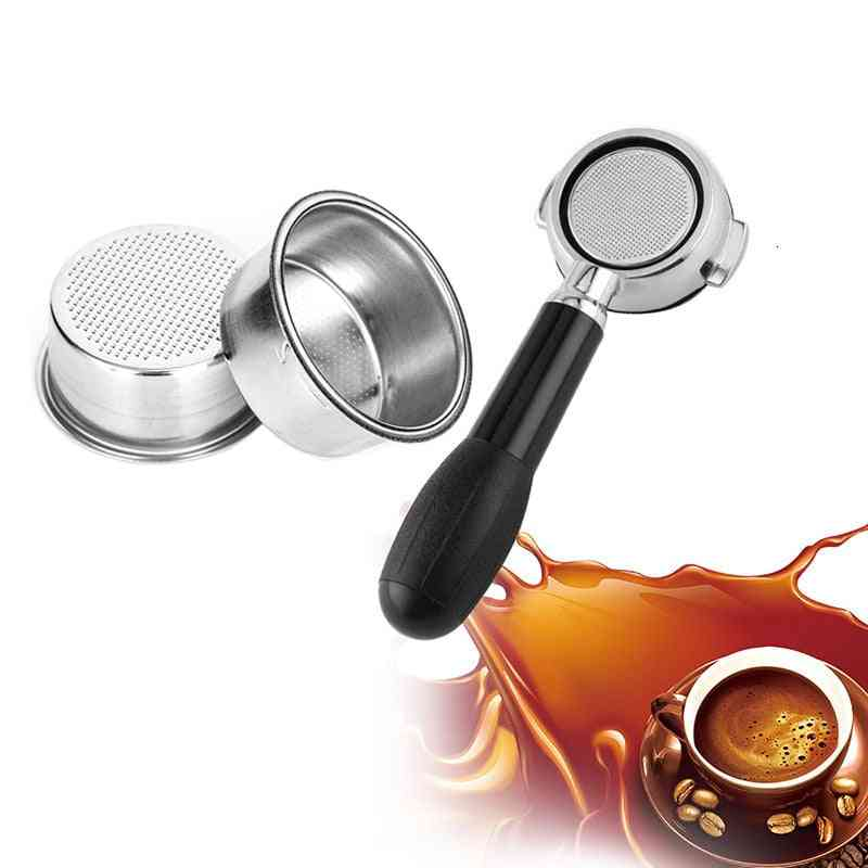Non-pressurized Coffee Filter, Cup Basket