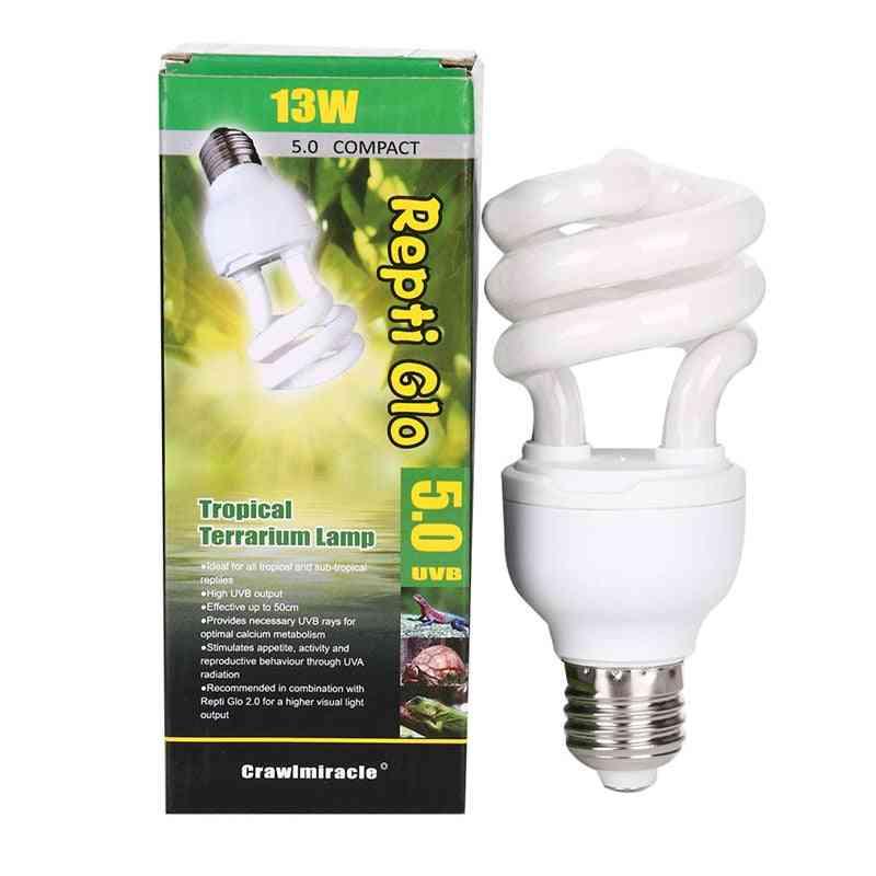 Reptile Light Bulb, Uv Glow Lamp