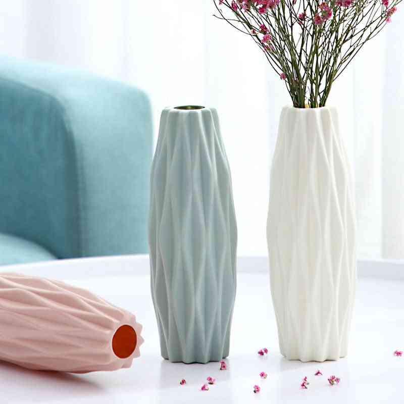 Modern Vase- Flower Arrangement, Modern Creative For Home Decoration Ornament