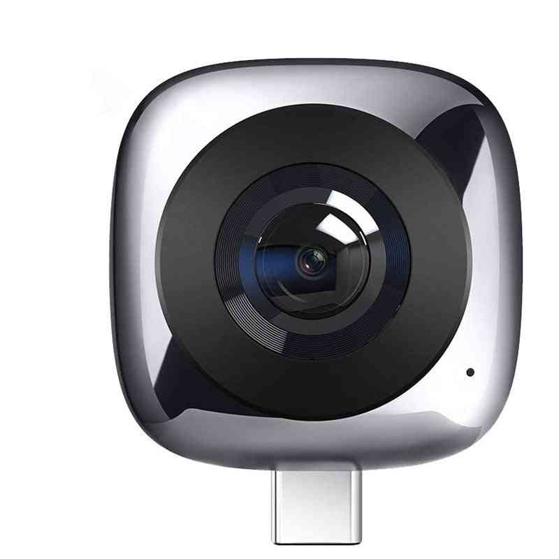 Live Motion, Wide Angle Panoramic Vr Camera Lens