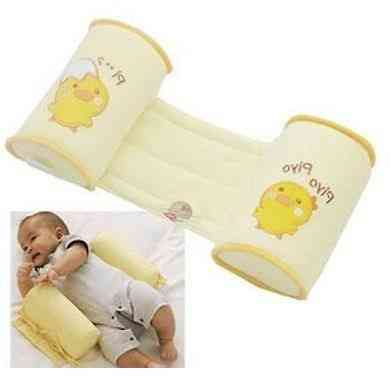 Comfortable Cotton Anti Roll Lovely Baby Toddler Pillow