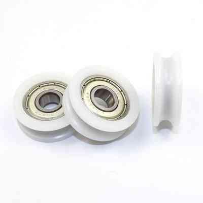 Nylon Plastic- Embedded 608 Groove, Ball Bearings