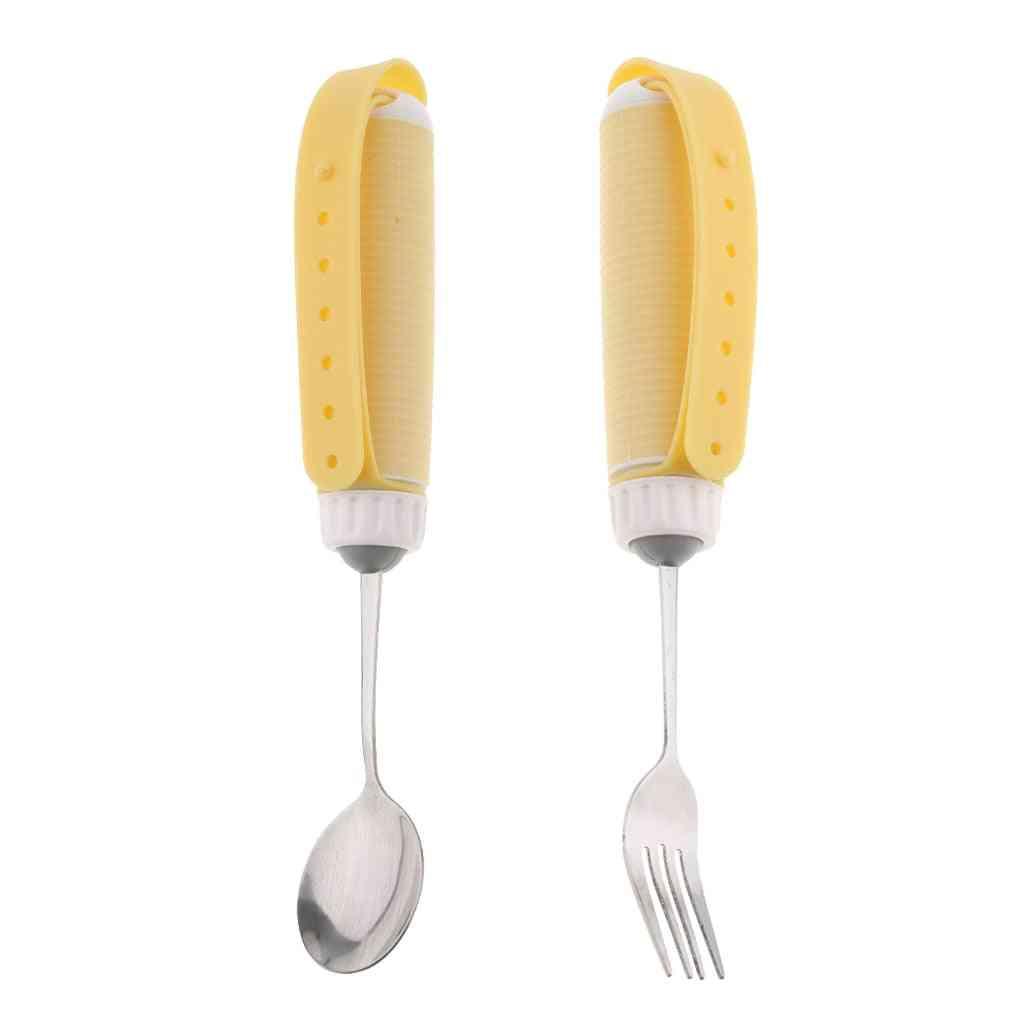 Utensil Eating Meal Spoon & Fork Kit