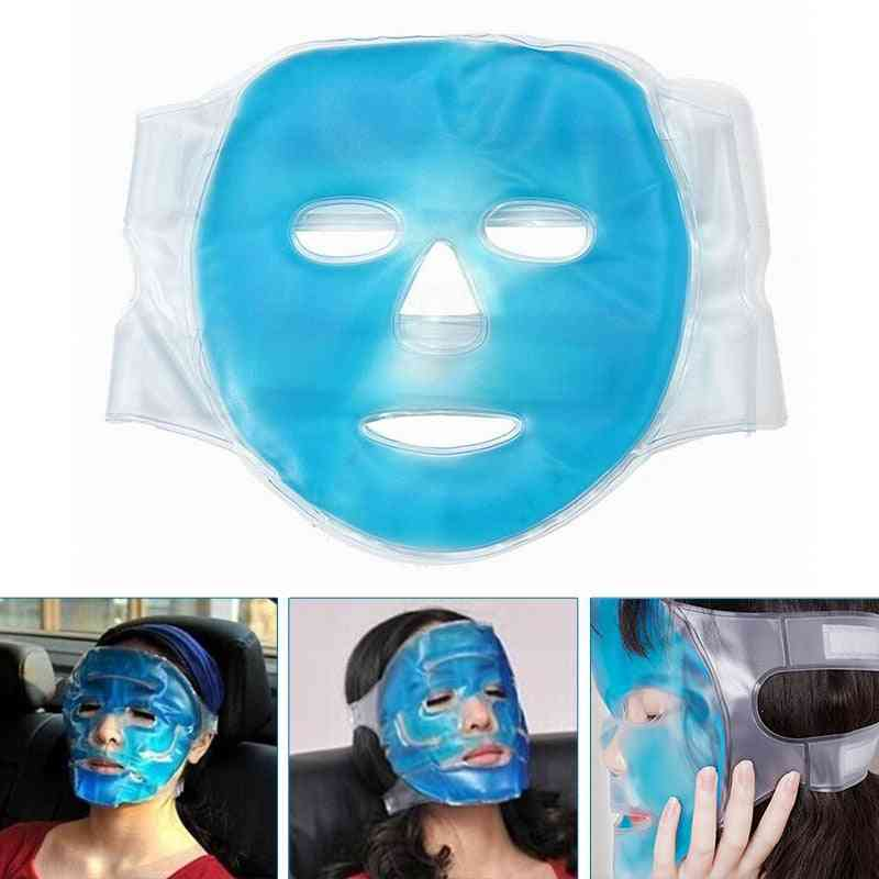 Cold Eye Mask- Ice Gel Fatigue Relief, Reduce Dark Circles
