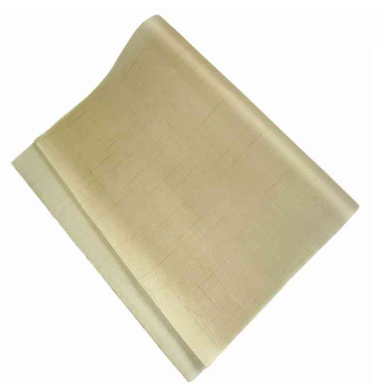 High Temperature- Resistant Baking For Outdoor Bbq Pastry, Baking Mat Pad