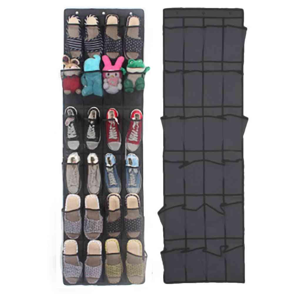 Door Hanging, Shoes Storage, Wall Bag, Closet Holder