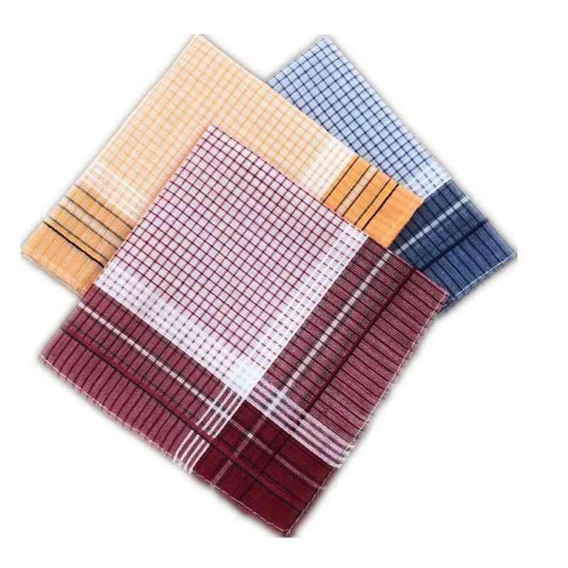 Home Textile Handkerchief Polyester Cotton Towel