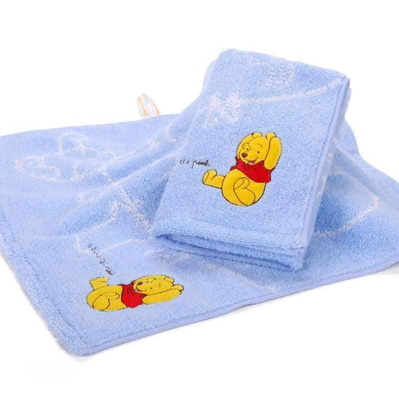 Disney Winnie Pooh, Towel Handkerchief (bear 34x35cm)