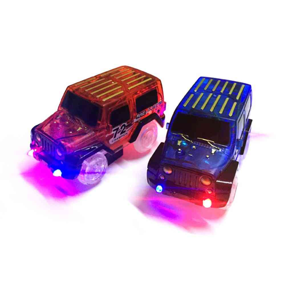 Led Light Up Car Toy