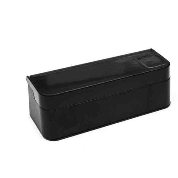 Plastic Coin Container / Money Storage Box