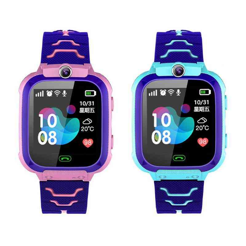 Smart Watch, Touch Screen Lbs Location Hd Photography Telephone Watches