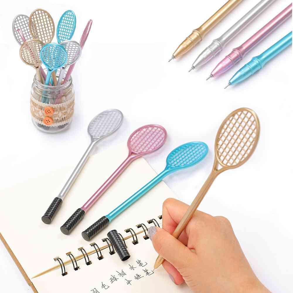 Pvc- Badminton Racket, Slime Pen, Charms Foam Putty, Model Clay