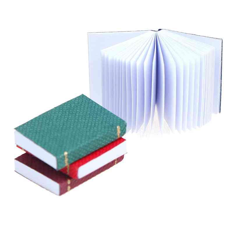 Dollhouse Miniature, Mini Books Model  Accessories