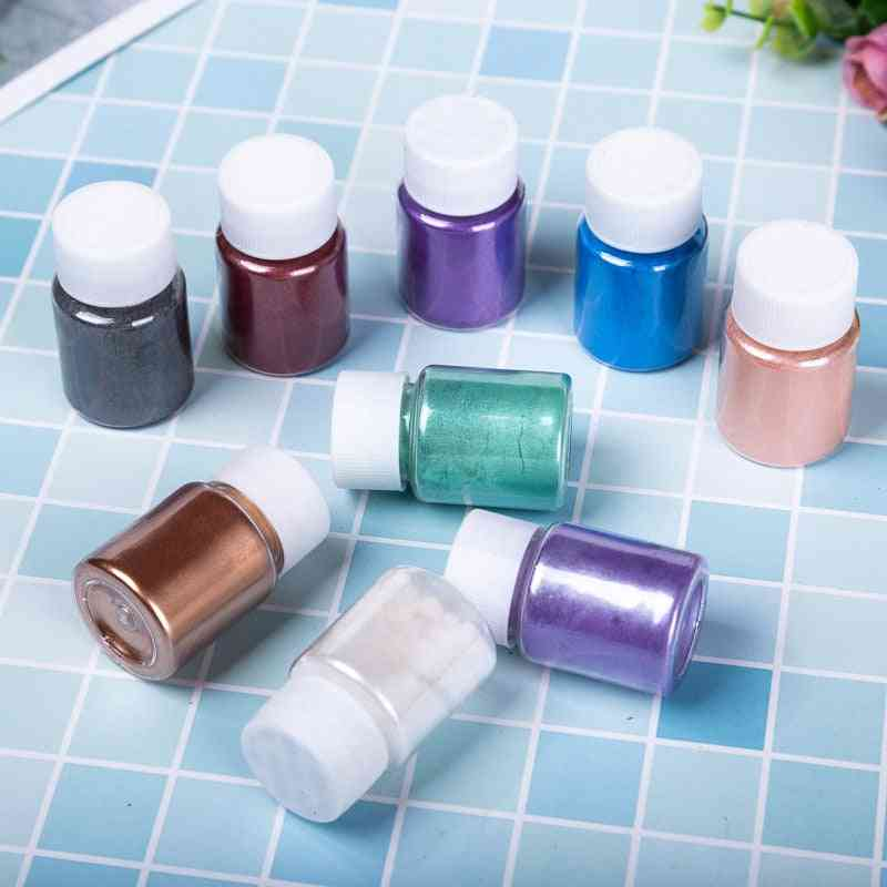 Pearl Pigment Powder All Additives For Slimes Diy Art