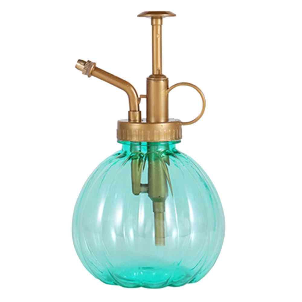 Garden Watering Spray, Mister Pumpkin Bottle