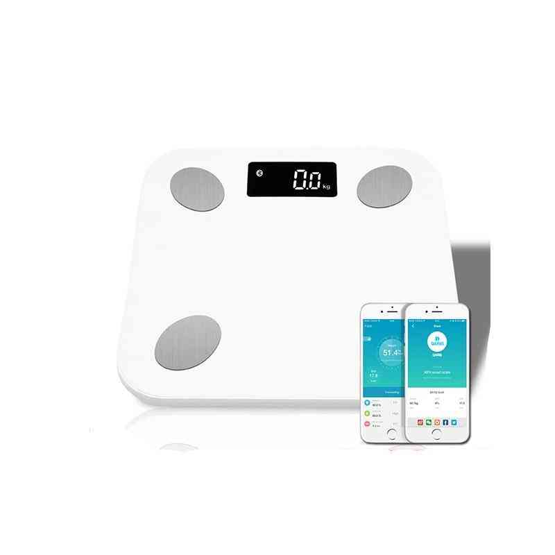 Digital Bathroom- Weight Scale (white)