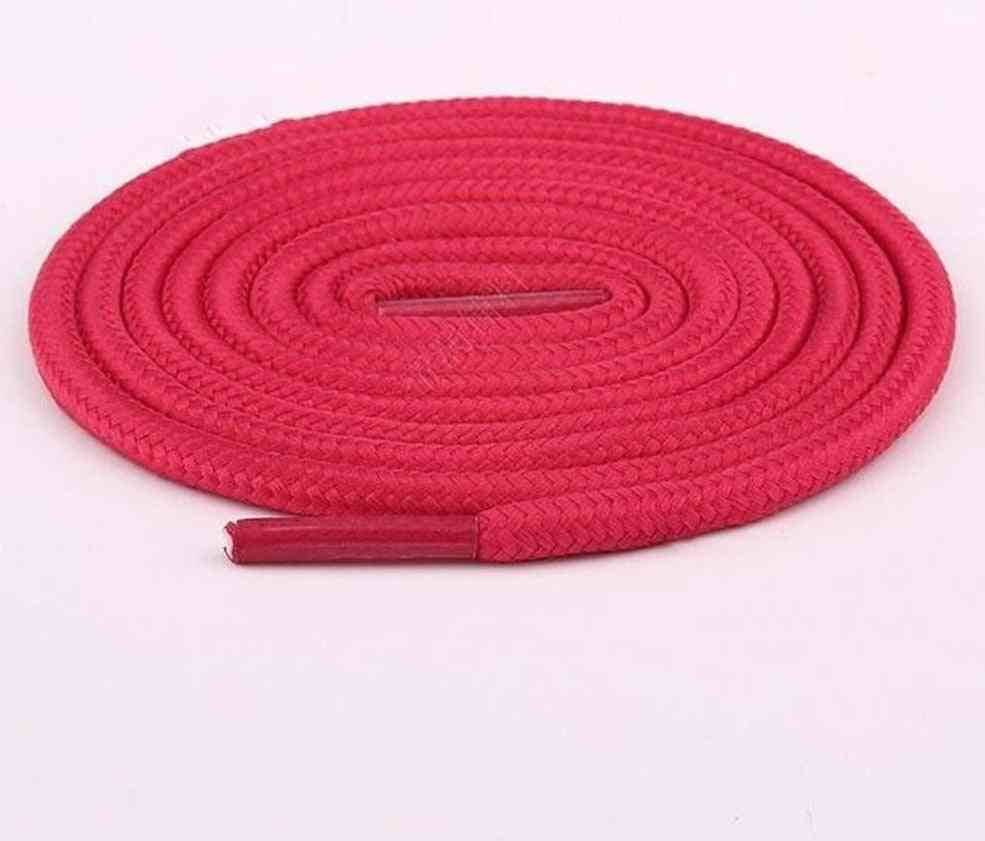 Colorful Cute- Waxed Round Cord, Dress Elastic Shoelaces Set-2