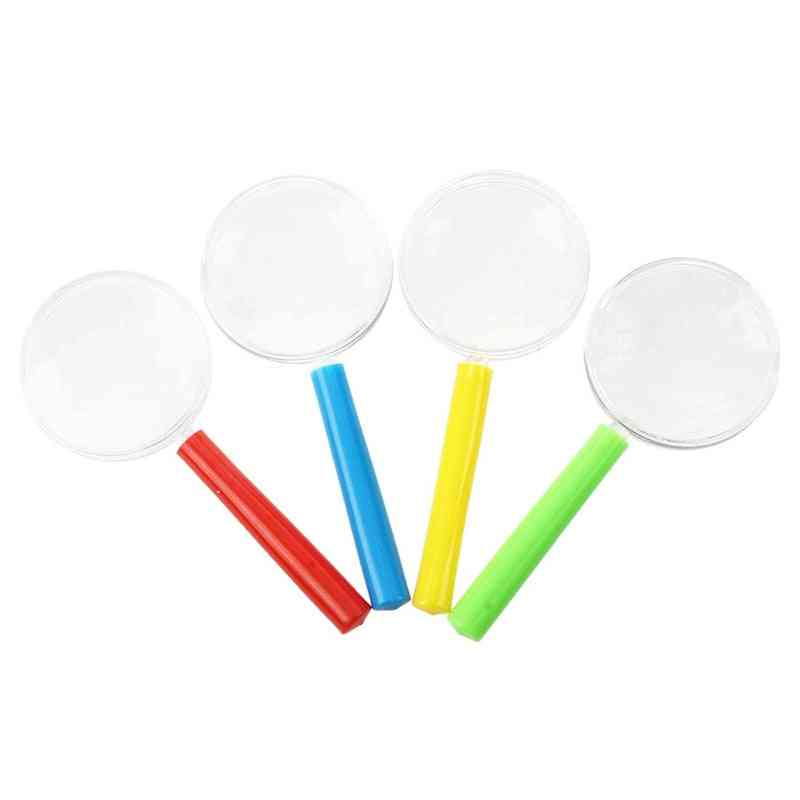 Mini Plastic, Magnifying Glass