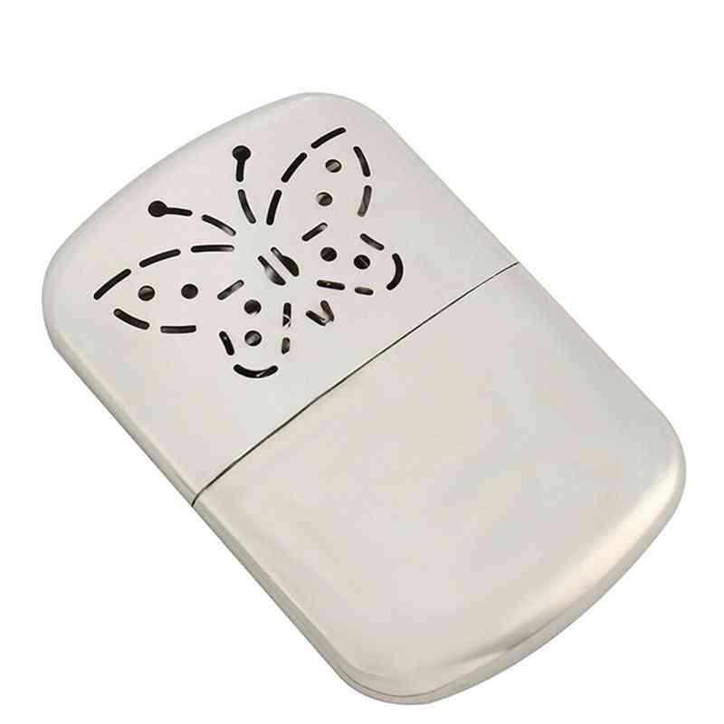 Portable- Pocket Platinum, Standard Fuel, Hand Warmer For Indoor & Outdoor