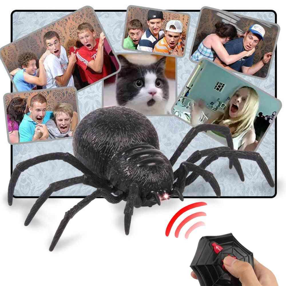 Halloween Remote Control, Joke Games, Stress Reliever Toy (spider)