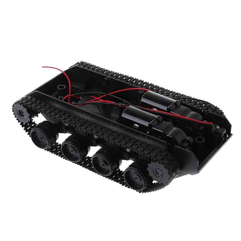 Damping Balance- Tank Robot Chassis, Platform Remote Control For Arduino