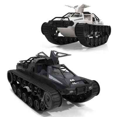 High-speed Ev2 Tank Rtr, Remote Control Armored Vehicle, Motor Toy