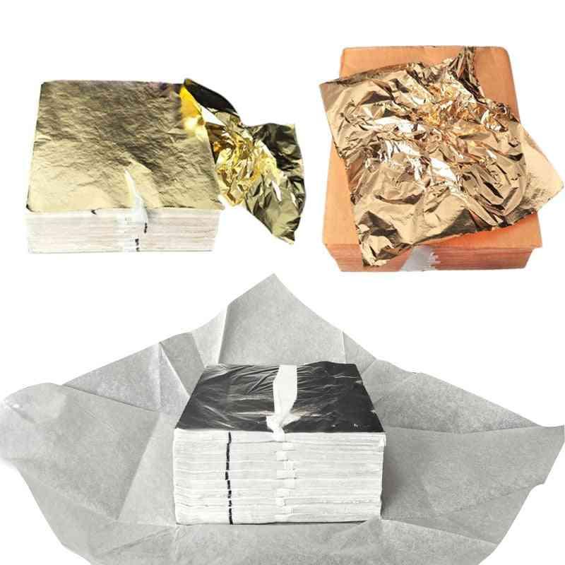 Art Craft Design- Paper Gilding Imitation