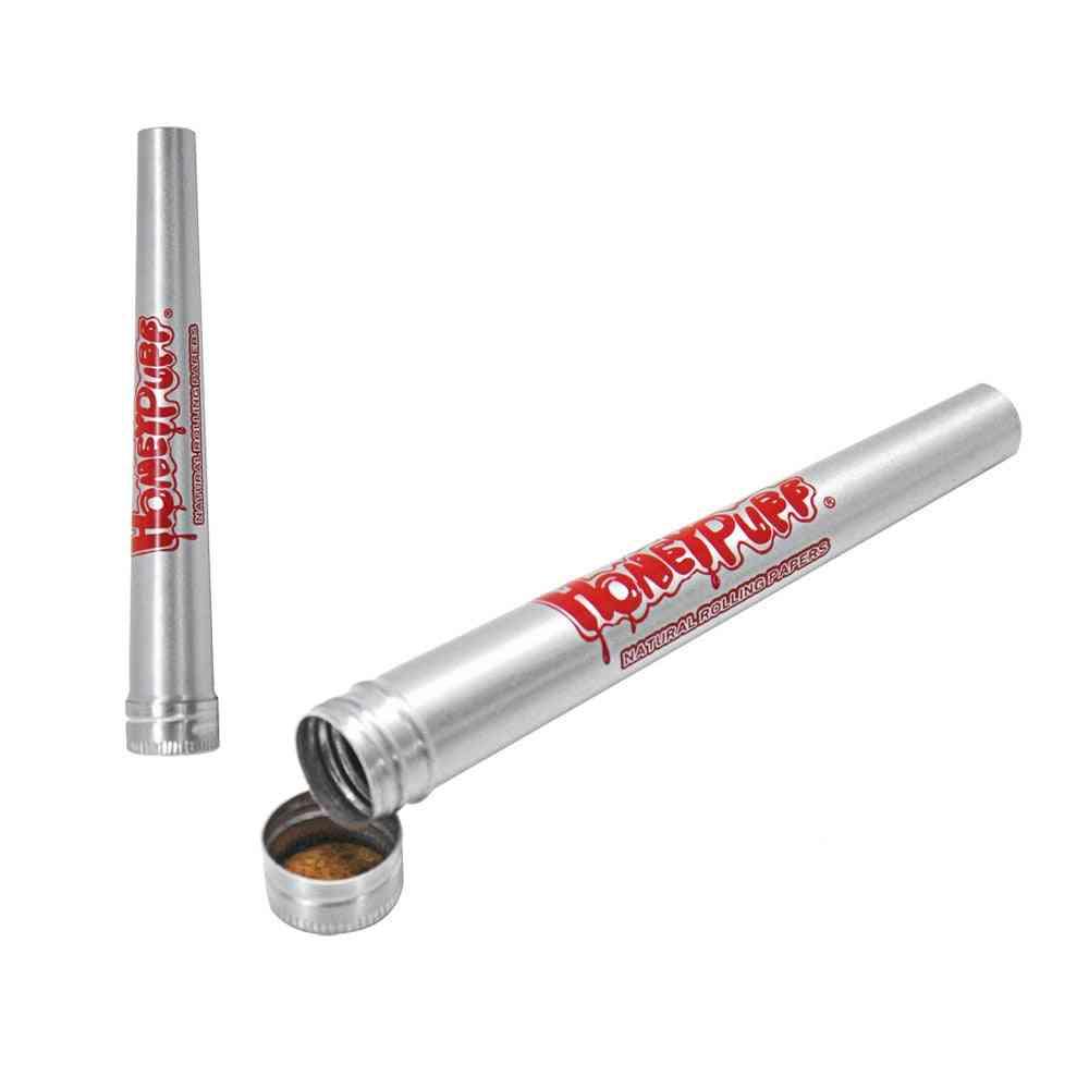 Airtight Metal Doob Storage Tube