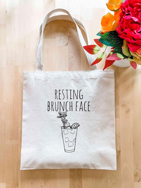 Resting Brunch Face - Tote Bag