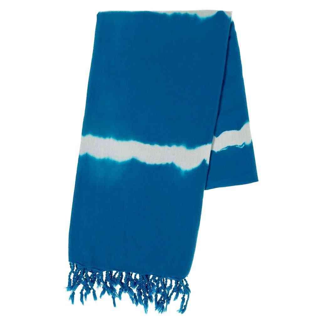 Lapis Tie Dye - Beach Towel
