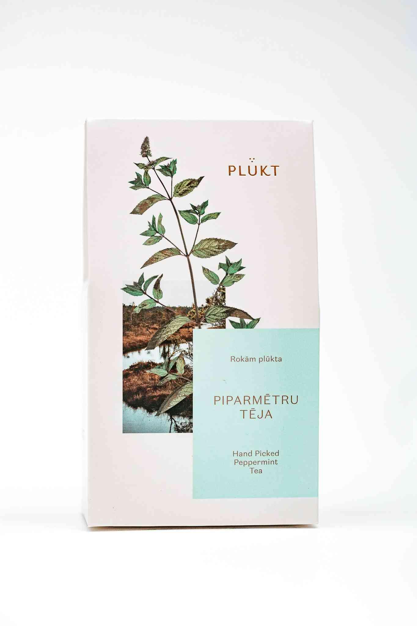 Peppermint Organic Loose Tea