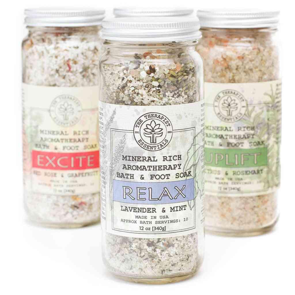 Aromatherapy Relax Lavender & Mint - Bath Soak