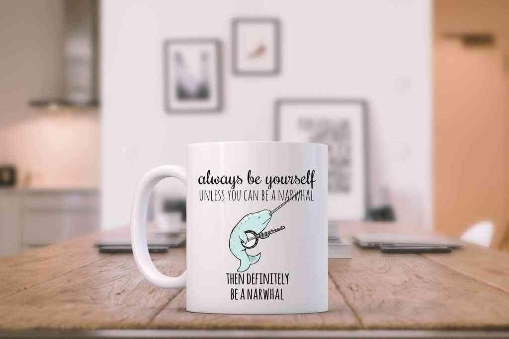 Always Be Yourself - Glossy Mug