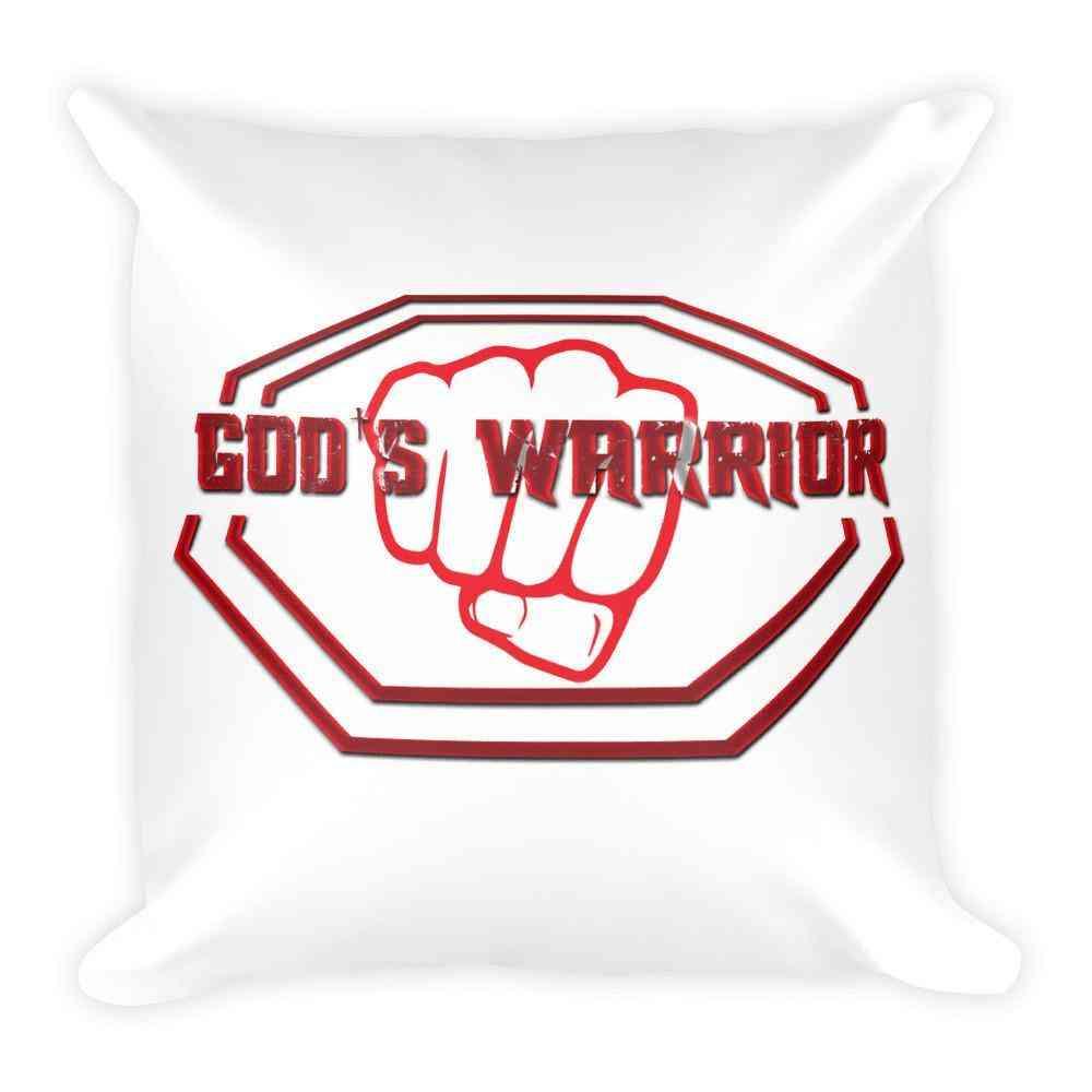 God's Warrior Pillow